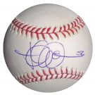 Jered Weaver Signed Official Major League Baseball (PSA/DNA))