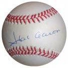Hank Aaron Signed Official National League Baseball (JSA)