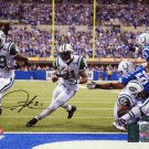 LaDainian Tomlinson Signed New York Jets 8x10 Photo TRISTAR/Player COA