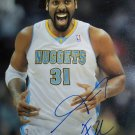 Nene Nuggets Signed 8x10 Photo