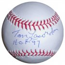 Tommy Lasorda Signed Official Major League Baseball (Steiner Sports)