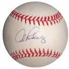Alex Rodriguez Signed Official Amercan League Baseball (Upper Deck)