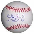 Whitey Ford Signed Official Major League Baseball (JSA)
