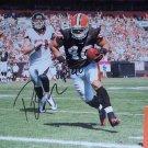Peyton Hillis Signed Browns 8x10 Photo (JSA)