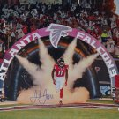 Julio Jones Signed Atlanta Falcons 16x20 Photo (JSA)