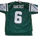 Mark Sanchez Signed New York Jets Jersey (JSA)
