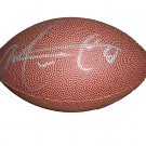 Morris Claiborne Dallas Cowboys Signed Mini Football