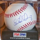 Evan Longoria Signed Official Major League Baseball (PSA Graded 9.5)