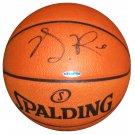 Derrick Rose Bulls Signed Official NBA Baseketball (Upper Deck, UDA)