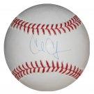 Carl Crawford Signed Official Major League Baseball (MLB Holo)