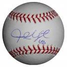 Justin Upton Signed Official Major League Baseball (JSA COA)
