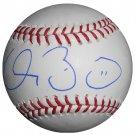 Clay Buchholz Signed Official Major League Baseball (JSA COA)