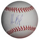 Homer Bailey Signed Official Major League Baseball (Tristar)
