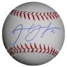 Josh Johnson Signed Official Major League Baseball (MLB Holo)