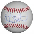 Christian Bethancourt Signed Official Major League Baseball PSA