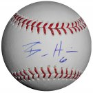 Billy Hamilton Signed Official Major League Baseball (JSA)