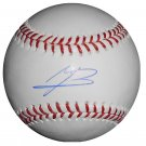Jurickson Profar Signed Official Major League Baseball PSA/DNA