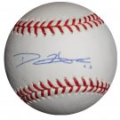 Dan Haren Signed Official Major League Baseball (PSA/DNA COA)