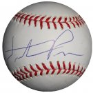 Hunter Pence Signed Official Major League Baseball (Tristar)