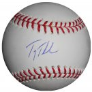 Troy Tulowitzki Signed Official Major League Baseball (Steiner)