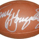 Tony Gonzalez Signed Football (GAI)