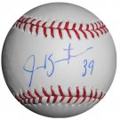 Jarrod Saltalamacchia Red Sox Signed Official Major League Baseball