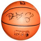 Patrick Ewing Signed Official Basketball (Steiner Sports)