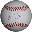 Noah Syndergaard Signed Official Major League Baseball (MLB HOLO)