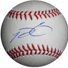 Prince Fielder Signed Official Major League Baseball (JSA COA)