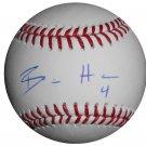 Billy Hamilton Signed Official Major League Baseball (MLB HOLO)