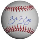 Brandon Beachy Signed Official Major League Baseball (PSA/DNA)