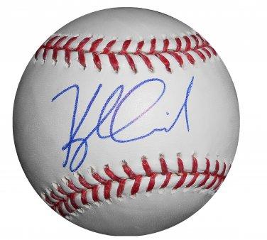 Kyle Crick Signed Official Major League Baseball (MLB HOLO)