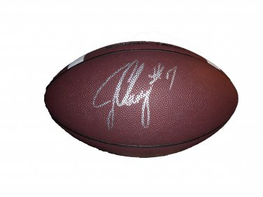 Jadeveon Clowney Signed Nike Football (JSA)