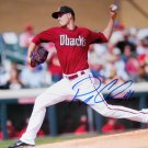 Patrick Corbin Signed Diamondbacks 8x10 Photo