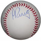 Yasiel Puig Signed Offcial Major League Baseball