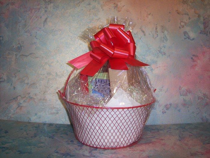 Kitschy Kitchen Gift Basket  HOUSE WARMING