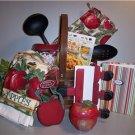 Apple Kitchen Gift Basket