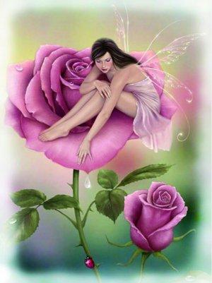 Fairy in Rose, Q947