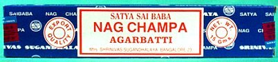 Nag Champa Incense Sticks ~ 15gm Box