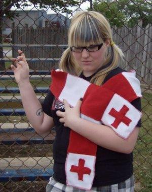 Nice Nurse Scarf