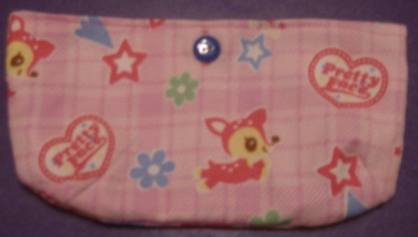 Cutie Fawn Make-Up Bag