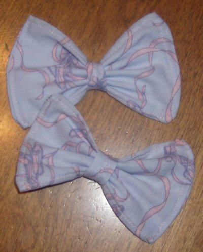 Ballet Ribbon Bows (PAIR)
