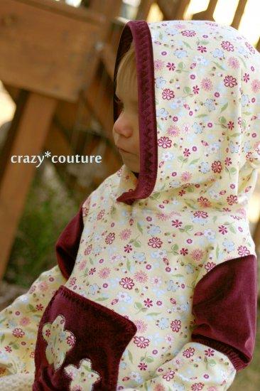 Baby Nay Euro Hoodie Dress