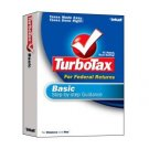 2006 TurboTax Federal Basic 2006 Win/Mac  Turbo Tax