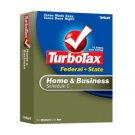 2006 TurboTax Federal + State Home and Business 2006 Win/Mac Turbo Tax