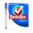 TurboTax Basic 2004 Federal Win/Mac Turbo Tax