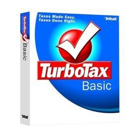 TurboTax Basic 2004 Federal Win/Mac Turbo Tax