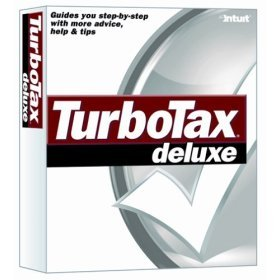 TurboTax Deluxe 2003 Federal Turbo Tax