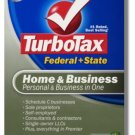 2007 TurboTax Federal + State Home and Business 2007 Win/Mac Turbo Tax