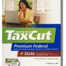 2006 Taxcut Premium Federal + State Imports Turbo tax